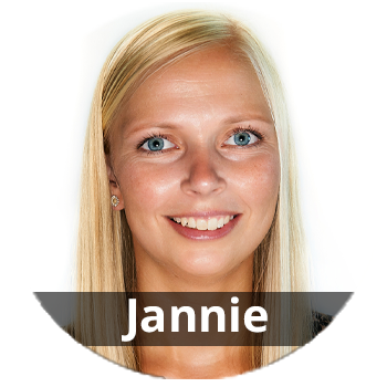 Jannie fra ISLANDSREJSER - kontakt os