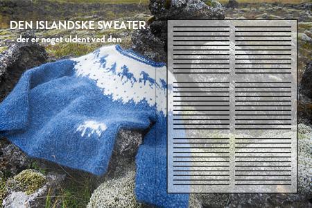 Artikler om Island. Den islandske sweater. Dit rejsebureau med rejser til Island - ISLANDSREJSER