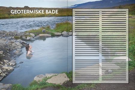 Artikler om Island. Geotermiske bade i Island. Dit rejsebureau med rejser til Island - ISLANDSREJSER