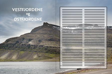 Artikler om Island. Vestfjordene og Østfjordene i Island. Dit rejsebureau med rejser til Island - ISLANDSREJSER
