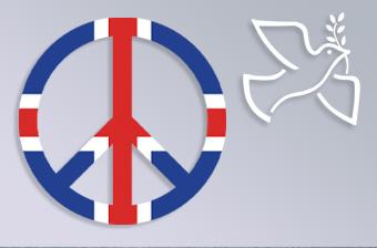 Island er det fredeligste land i verden - rejser til Island