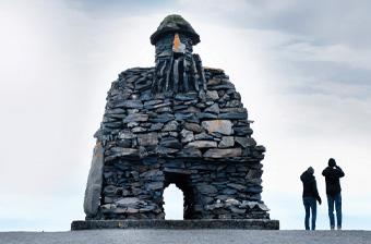 Bardur trolde og elverfolk i Island - rejser til Island