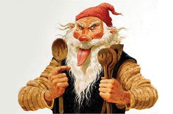 Yulelads - der findes hele13 julemænd i Island.