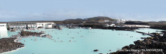 Blue Lagoon Geotermiske bade i Island med ISLANDSREJSER