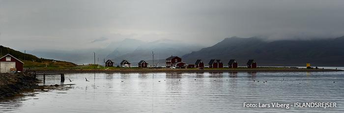 Østfjordene i Island på kør-selv ferie med ISLANDSREJSER og rejser til Island