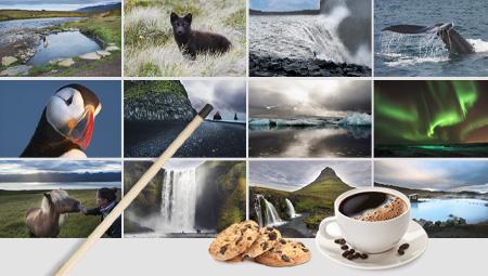 Foredrag om Island med ISLANDSREJSER