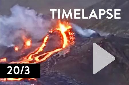 Vulkanudbrud - vulkaner i Island - ISLANDSREJSER