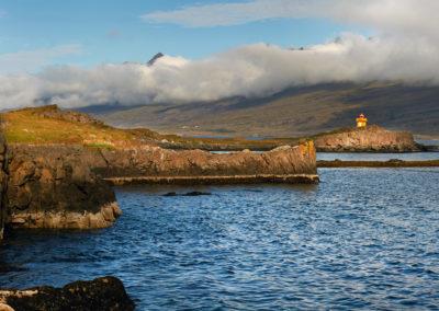 Djupivogur på kør-selv ferie bilferie og grupperejser i Island med ISLANDSREJSER