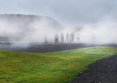 Deildartunguhver på kør-selv ferie og bilferie i Island med ISLANDSREJSER