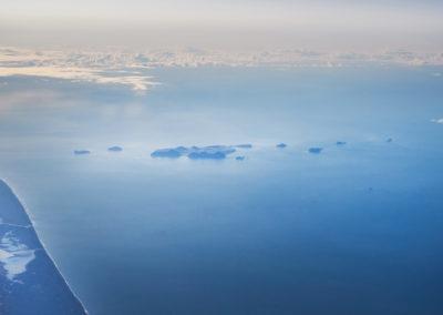 Vestmannaøerne fra luften og kør-selv ferie bilferie og grupperejser i Island med ISLANDSREJSER