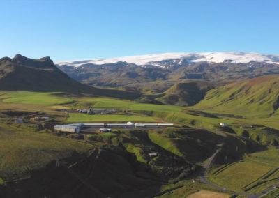 Hotel Dyrholaey på kør-selv ferie bilferie og grupperejser i Island med ISLANDSREJSER