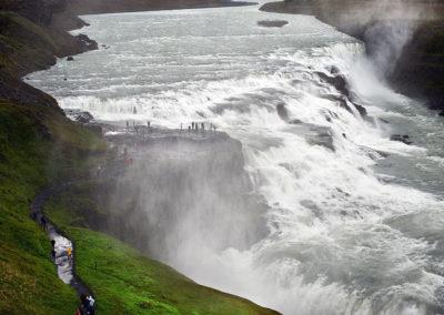 Ridetur på islandske heste i Island og Golden Circle - Gyldne Cirkel
