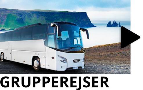 Rejser til Island - kør-selv ferie og bilferie og grupperejser med ISLANDSREJSER